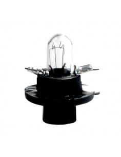 Lámpara BAX 12V/1.2W BX8.4d NEGRA