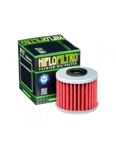 Filtro de Acerite para Moto HF117