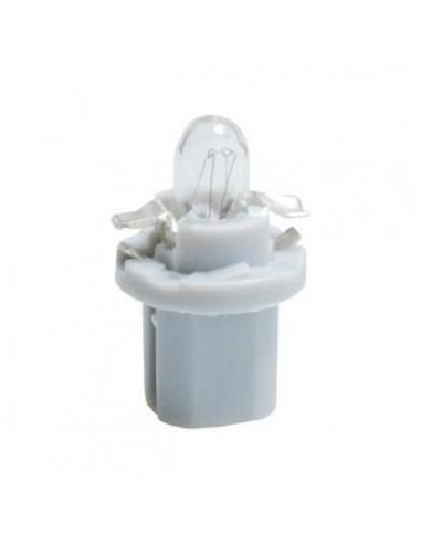 Lámpara M-Tech 12V 1.2W B8.5d Gris