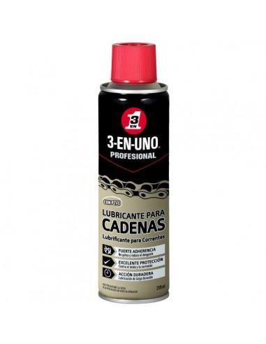 Lubricante para Cadenas 3-En-Uno