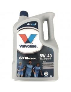 Aceite Valvoline SynPower MST C3 5W40