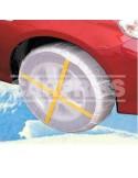 Fundas Antideslizantes para Nieve 70, Carpriss