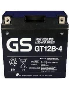 Batería Moto GS GT12B-4 12V-10,5Ah