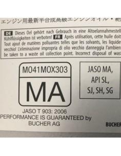 Aceite Motorex Formula 4T 10W40
