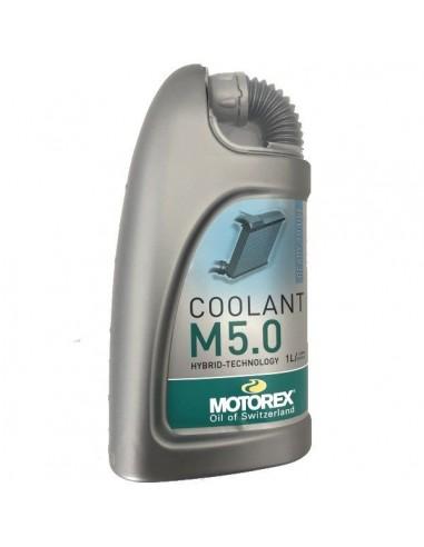 Anticongelante Motorex Coulant M5.0 Ready To Use