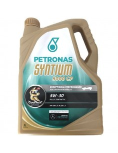 Aceite Petronas Syntium 5000 CP 5W30
