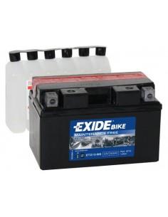 Batería Moto Exide AGM ETZ10-BS 12V- 8,6 Ah