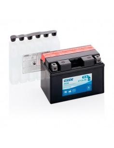 Batería Moto Exide AGM ET12A-BS 12V- 9.5 Ah