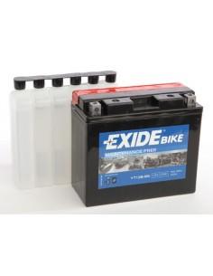Batería Moto Exide AGM ET12B-BS 12V- 10 Ah