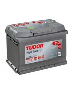 Batería TUDOR TA612 HIGH - TECH 61 Ah
