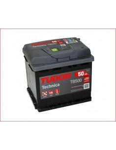 Batería TUDOR TB500 TUDOR TECHNICA 12 V