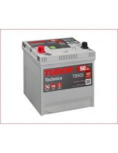 Batería TUDOR TB505 TUDOR TECHNICA 12 V