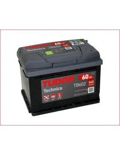 Batería TUDOR TB602 TUDOR TECHNICA 12 V