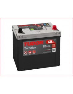 Batería TUDOR TB604 TUDOR TECHNICA 12 V