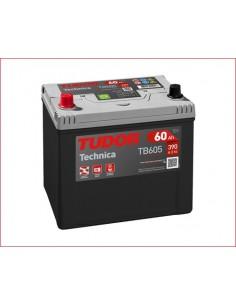 Batería TUDOR TB605 TUDOR TECHNICA 12 V