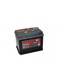 Batería TUDOR TB620 TECHNICA 62 Ah