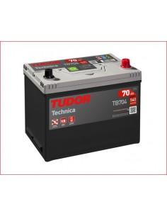 Batería TUDOR TB704 TUDOR TECHNICA 12 V