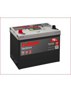 Batería TUDOR TB705 TUDOR TECHNICA 12 V