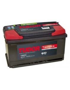 Batería TUDOR TB802 TUDOR TECHNICA 12 V