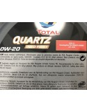Aceite Total Quartz Ineo First 0W20
