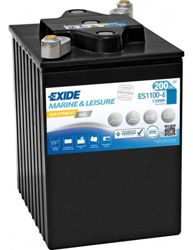 Batería EXIDE ES1000-6 Equipment GEL 195Ah