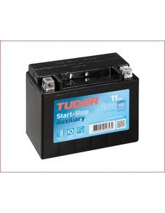 Batería coche MICROHIBRIDOS TUDOR TK111 AUXILIARES 11 Ah
