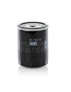 FILTRO DE ACEITE W713/14 MANN-FILTER