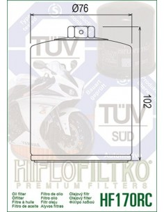 Filtro de Aire para Moto - HF170BRC