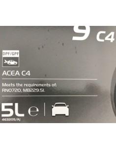 Aceite Elf Sporti 9 C4 5W30