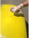 Spray Laca Rojo Vivo Brillante R3000, Forch