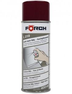Spray Pintura Burdeos Brillante R4004, Forch