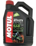 Aceite Motul ATV-UTV Expert 4T MA 10W40