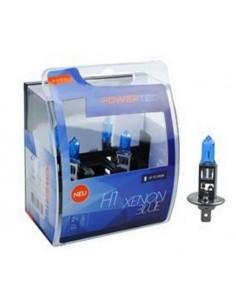 PowerTec Xenon Azul H1 12V Duo