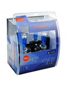 PowerTec Xenon Azul H7 12V Duo