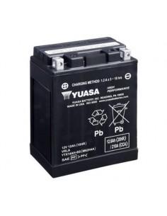 Batería Moto Yuasa YB3L-A 12V-12Ah