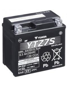Batería Moto Yuasa YTZ7S 12V-6Ah