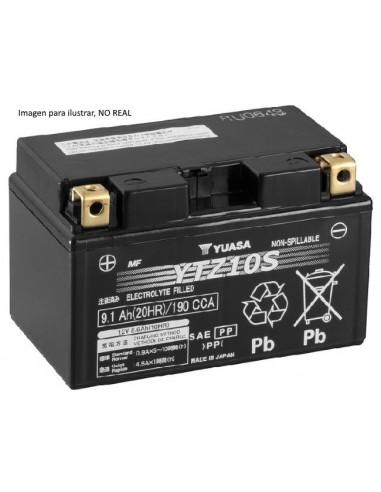 Batería Moto Yuasa YTZ10S 12V- 8,6Ah