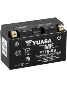 Batería Moto Yuasa YT7B-BS 12V- 6,5Ah