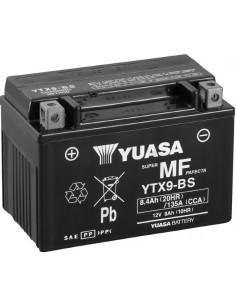 Batería Moto Yuasa YTX9-BS 12V- 8Ah