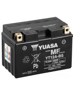 Batería Moto Yuasa YT12A-BS 12V- 10Ah
