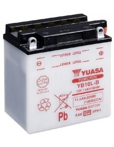 Batería Moto Yuasa YB10L-BP 12V- 12Ah