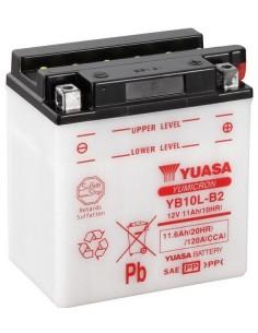 Batería Moto Yuasa YB10L-B2 12V- 11Ah
