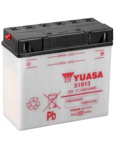 Batería Moto Yuasa 51913 - 12V - 17,7Ah