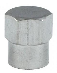 Tapón de Aluminio para Válvula de Neumático