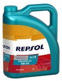 Aceite Repsol Elite Evolution VCC 0W20