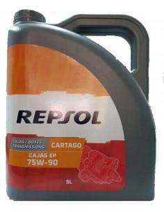 Aceite Repsol Cartago EP 75W90