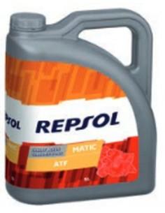 Aceite Repsol Matic ATF