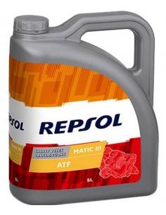 Aceite Repsol Matic III ATF