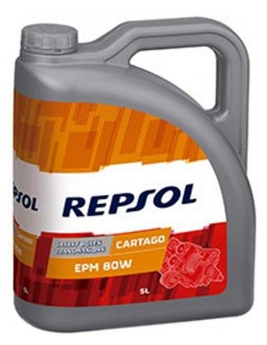 Aceite Repsol Cartago EPM 80W
