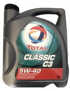 Aceite Total Classic C3 5W40